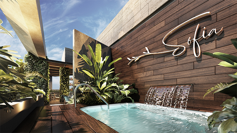 28 Jacuzzi to